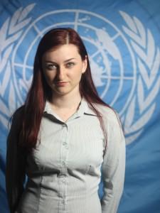 Българския младежки делегат 2008-2009: Елизабета Петрова