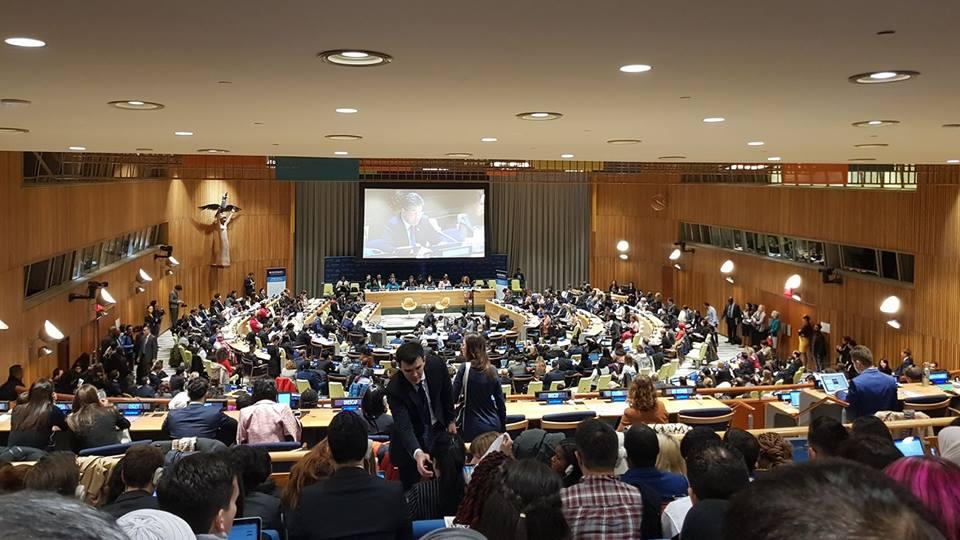 ECOSOC Youth Forum 2018